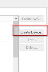 Create Device