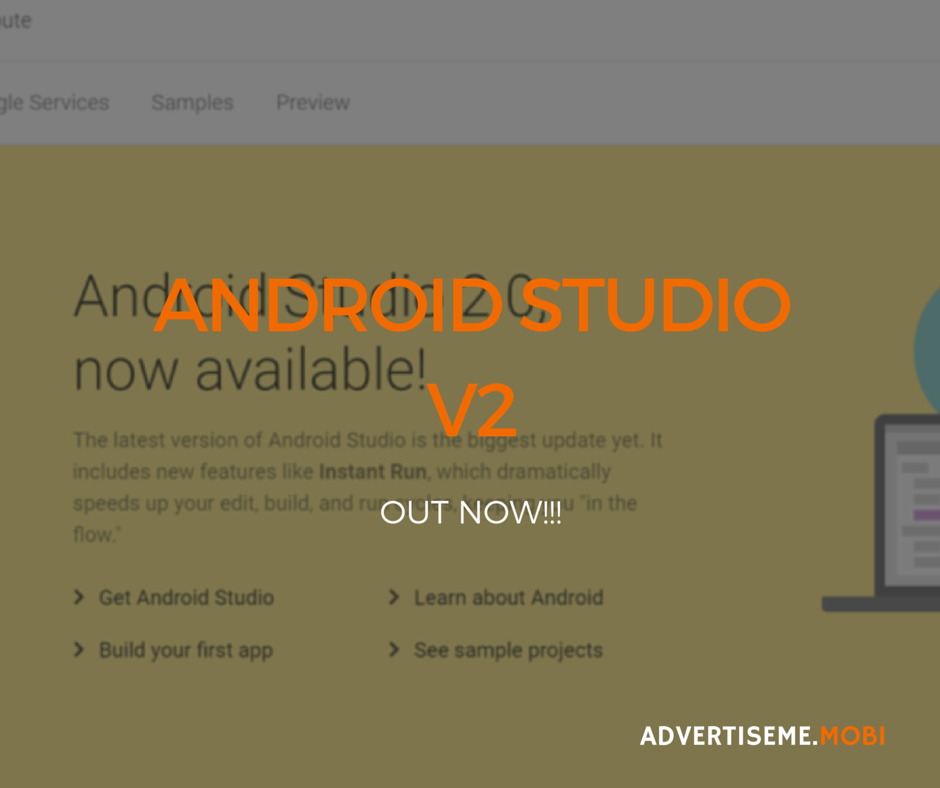 ANDROID STUDIO V2