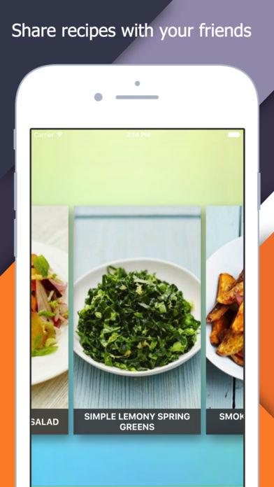 Vegan Diet Recipes Screenshot 1