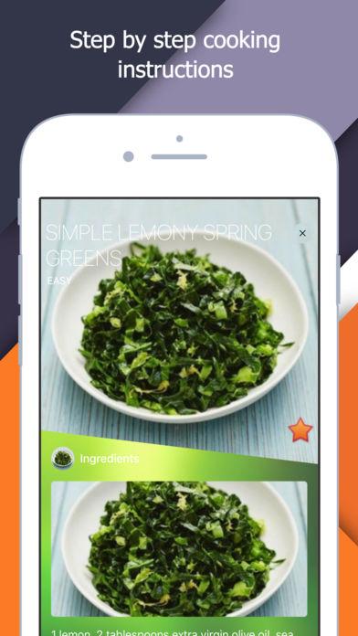 Vegan Diet Recipes Screenshot 2