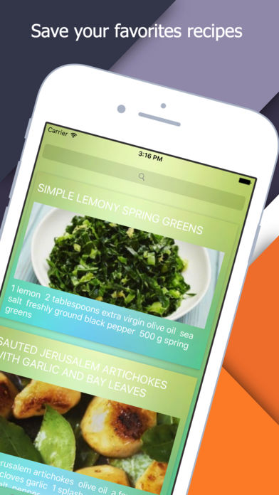 Vegan Diet Recipes Screenshot 3