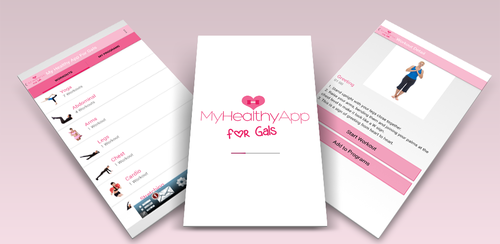 My Healthy App For Gals Featured