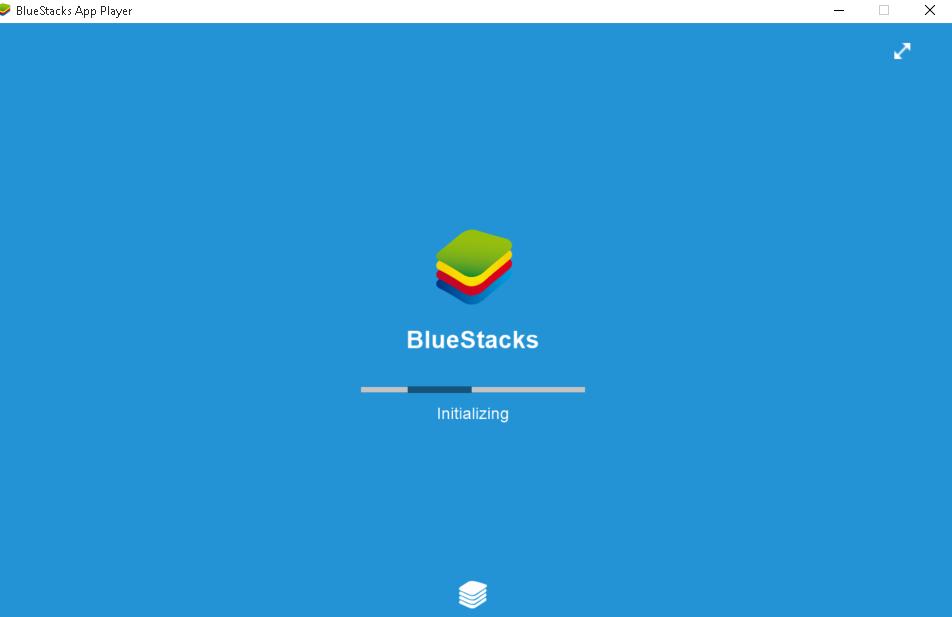 Bluestack Initialising