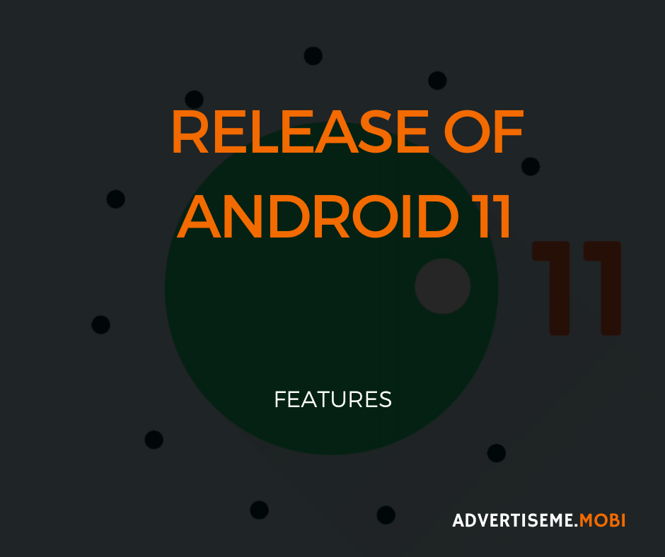 Advertise Me Mobi Features Android 11